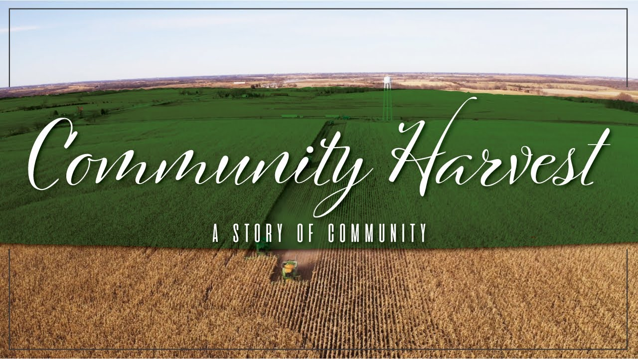 Community Harvest Video